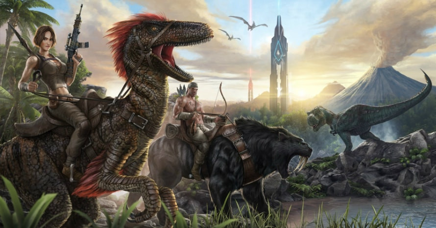 ARK- Survival Evolved